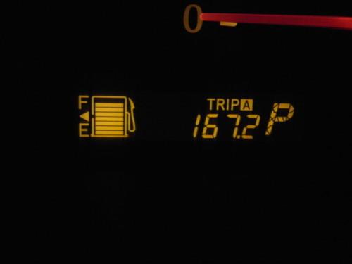 メンテナンスと燃費