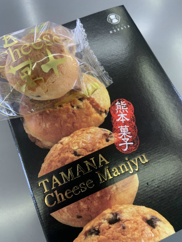 玉名チーズ饅頭